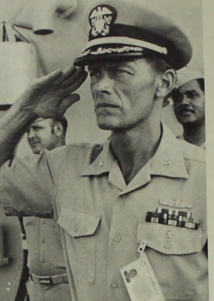 Captain Thomas M. McNicholas, Jr.